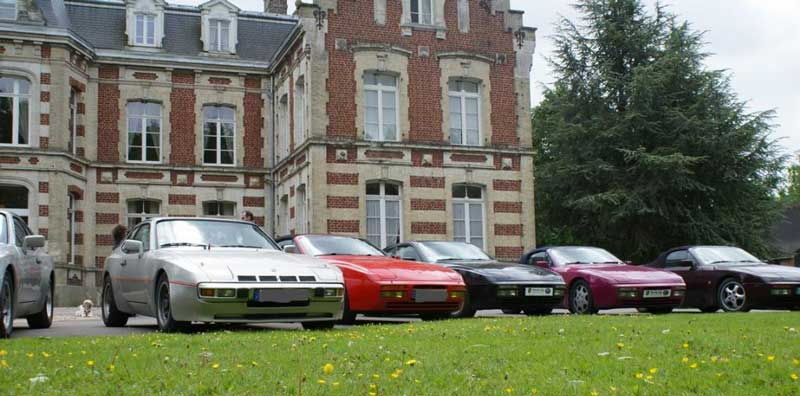 Porsche Club 924 944 968