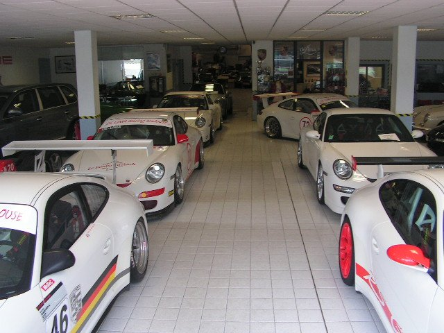 Garage De Lima