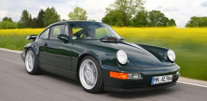 Ruf Carrera Turbo (RCT)