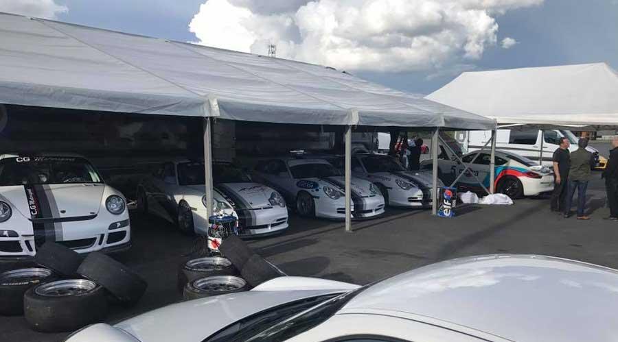 CG Motorsport garage Porsche 03