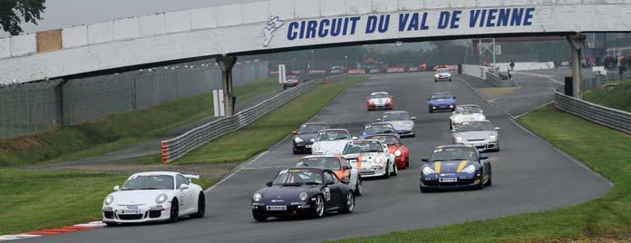 circuit du Val de Vienne Club Porsche Motorpsort