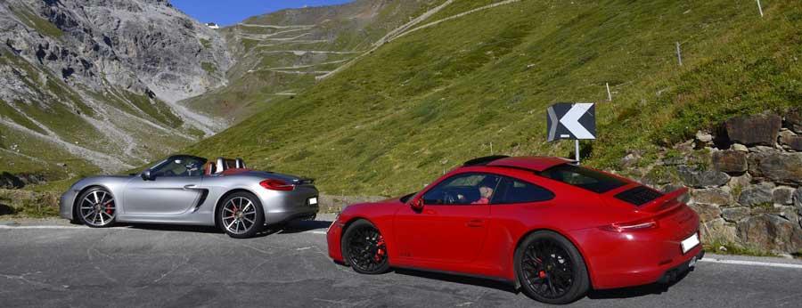 Club Porsche Romand Suisse 02
