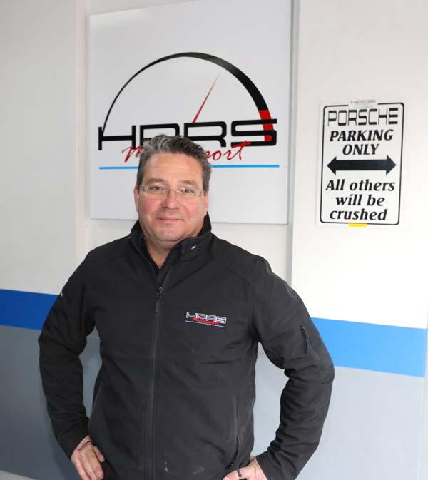 Eric Pinel Gérant HPRS-Motorsport