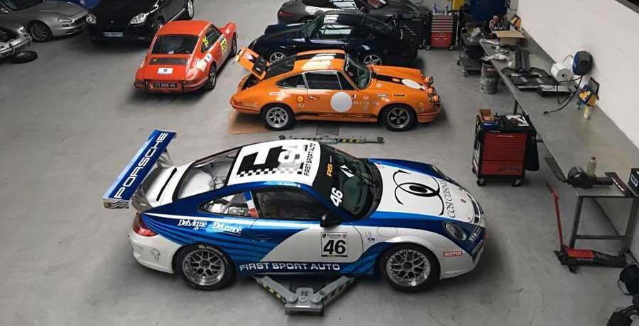 Garage Porsche Specialiste Bretagne RMS Theix Service 02