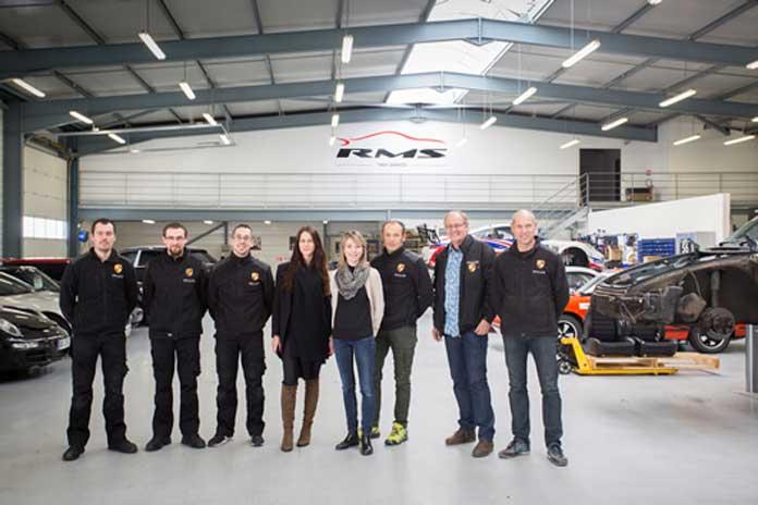 Garage Porsche Specialiste Bretagne RMS Theix Service