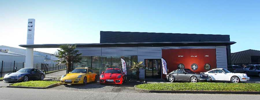 Rms theix services garage sp cialiste porsche for Garage de theix