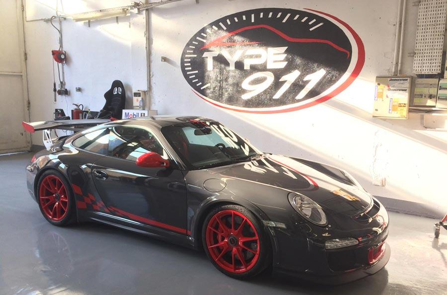 Garage spécialiste Porsche indépendant type 911 b
