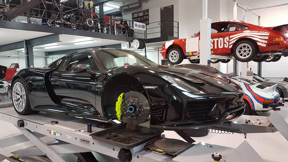 LLM Mecasport garage spécialiste Porsche-independant Belgique 02