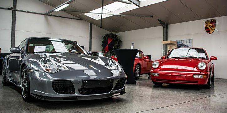 Passion 911 Garage spécialiste porsche indépendant Belgique namur 02