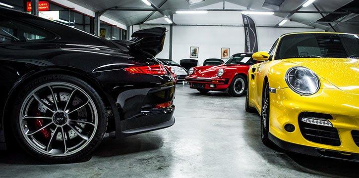 Passion 911 Garage spécialiste porsche indépendant Belgique namur 03