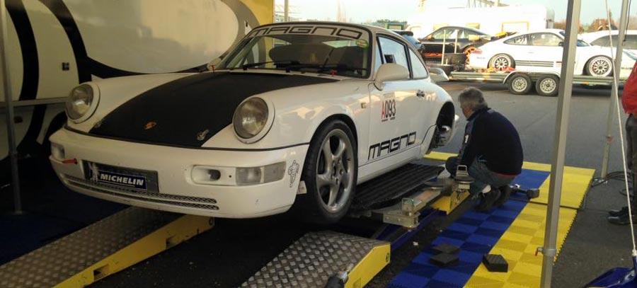 Philippe Celtin spécialiste Porsche Technic Autosport 07