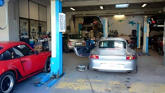plus auto 83 garage spécialiste Porsche 02