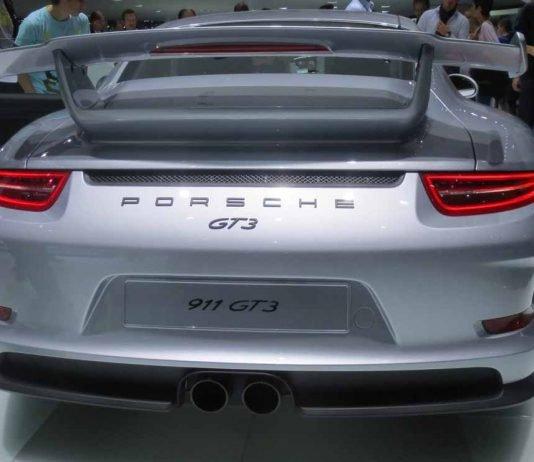 Porsche 911 991 gt3 phase 1 mki