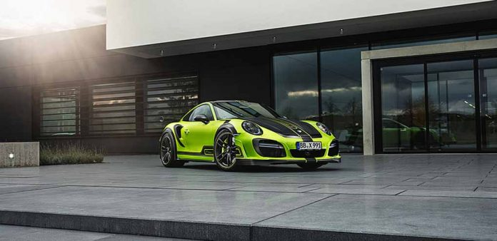 Porsche 911 Techart street R Turbo S