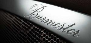 Porsche Burmester Systeme audio 718 Boxter Cayman