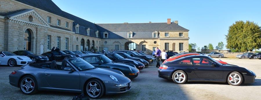 Porsche Club Centre A03