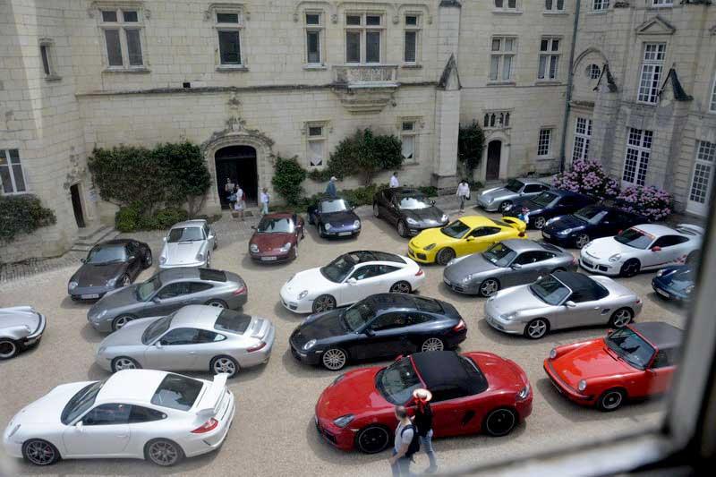 Porsche Club Centre A04