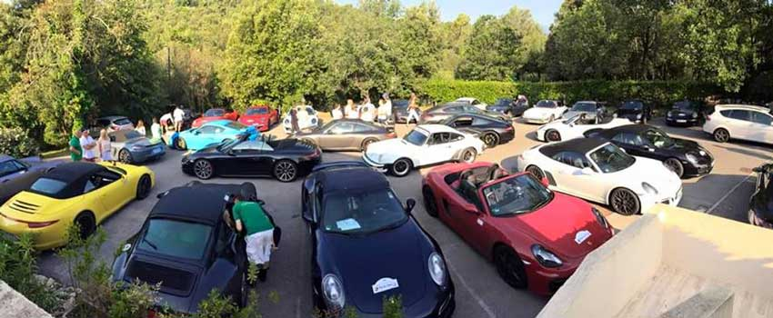 Porsche Club Monaco 01