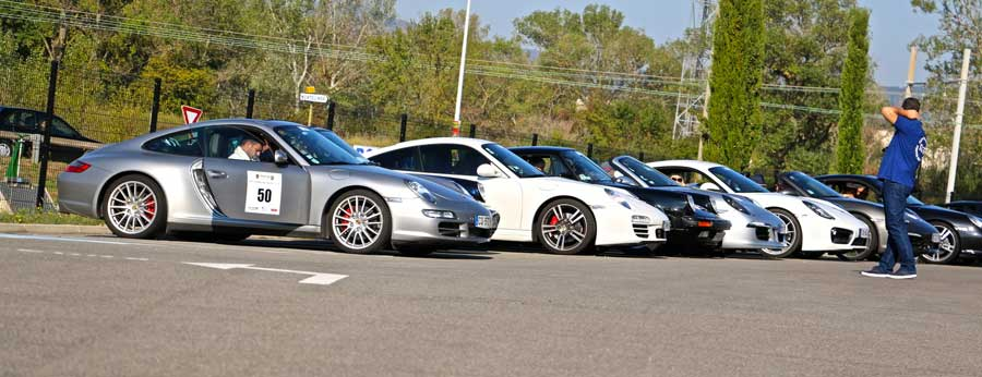 Porsche Club Portes de Provence 01