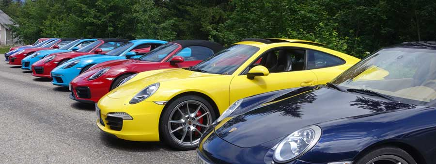 Porsche Club Rhône Alpes 01