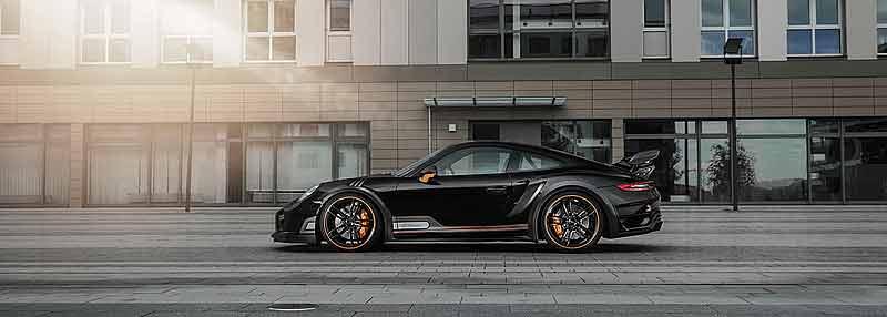 Porsche turbo s preparation techart