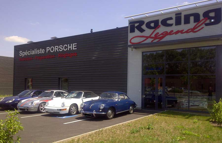 racing legend garage porsche independant issoire 02