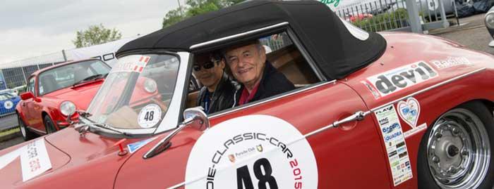 Savoie Classic Car Porsche