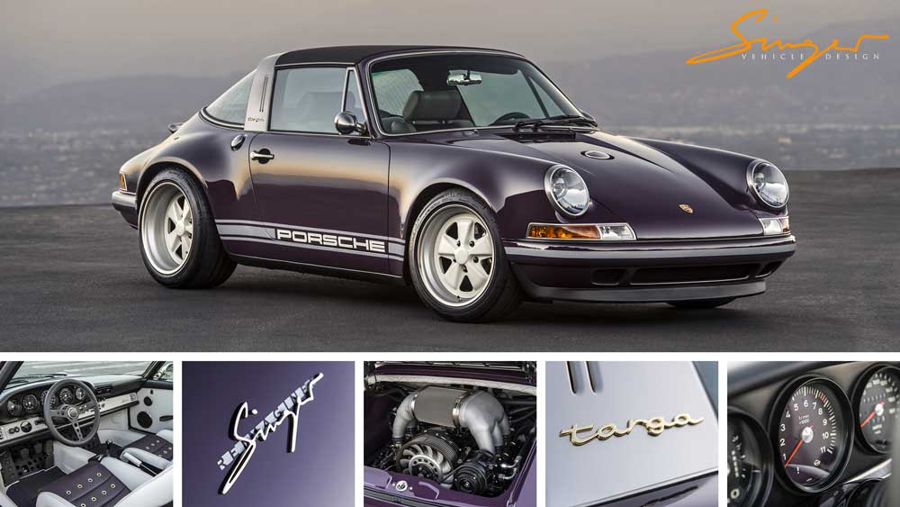 singer vehicle design porsche 911 atherton