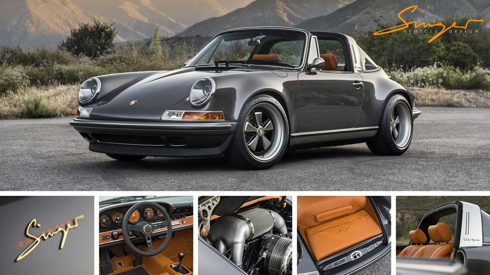 singer vehicle design porsche 911 montreal