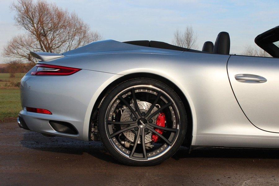 tuning speedart Porsche 911 Type 991 cabriolet