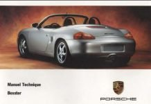 Manuel et notice technique Porsche 986 Boxster 1997-1999