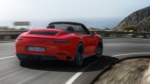 PTM Porsche 911 991 MKII Carrera GTS