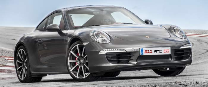 codes options porsche 911 991