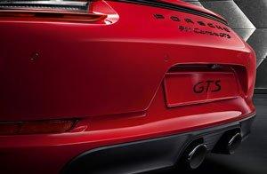 echappement sport porsche 911 991 gts phase 2 de 2017