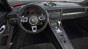interieur porsche 911 991 gts 2017