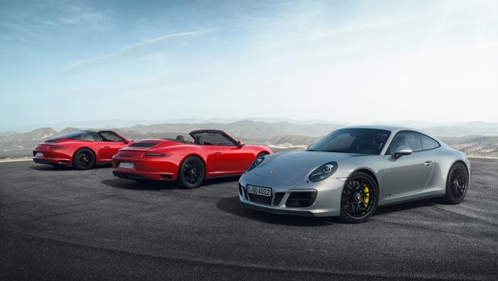 Nouvelle Porsche 911 991 GTS 2017