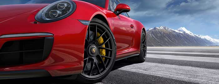 porsche freins céramiques 911 991 Carrera GTS 2017