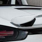 aileron type 2 Techart Porsche 718 Boxster Cayman