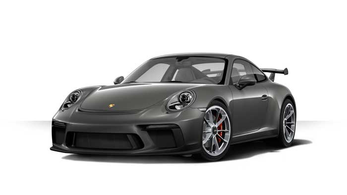 porsche 911 991 MK2 GT3 05 gris quartz option metal