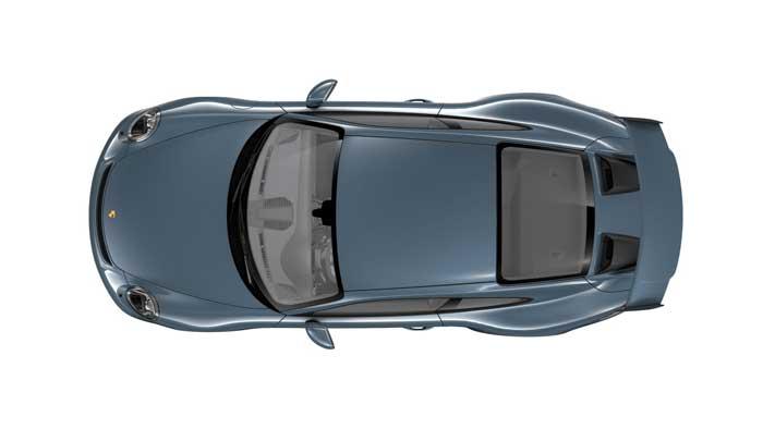 porsche 911 991 MK2 GT3 08 bleu graphite option metal