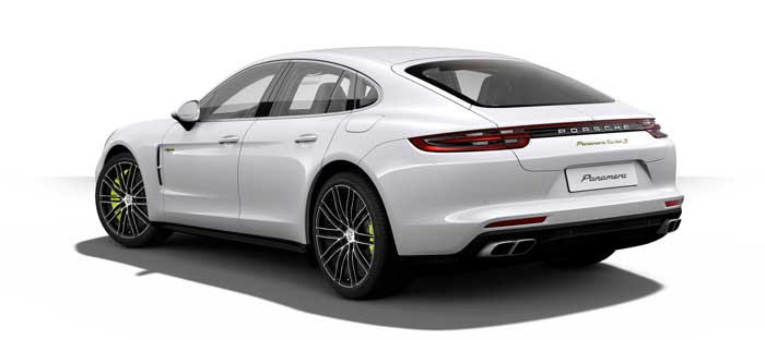 Porsche Panamera e hybrid Turbo S