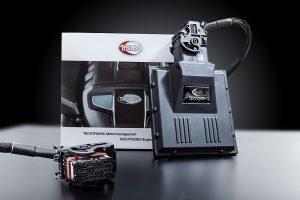 préparation moteur Techart Porsche 718 Cayman Boxster