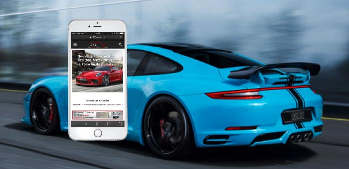 sonnerie techart porsche gratuite installation iphone