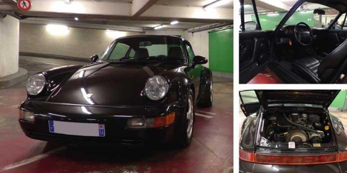 Porsche 964 Carrera 2 Turbo Look-1994
