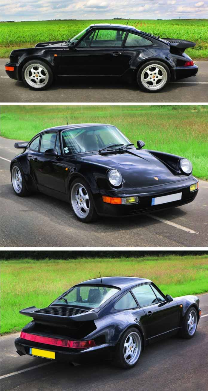Porsche 964 Turbo 3.3 1991