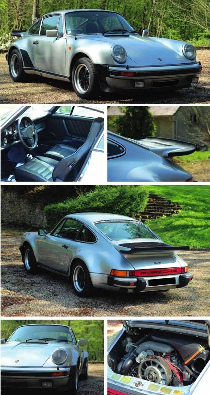 Porsche 930 Turbo 3.0 1976
