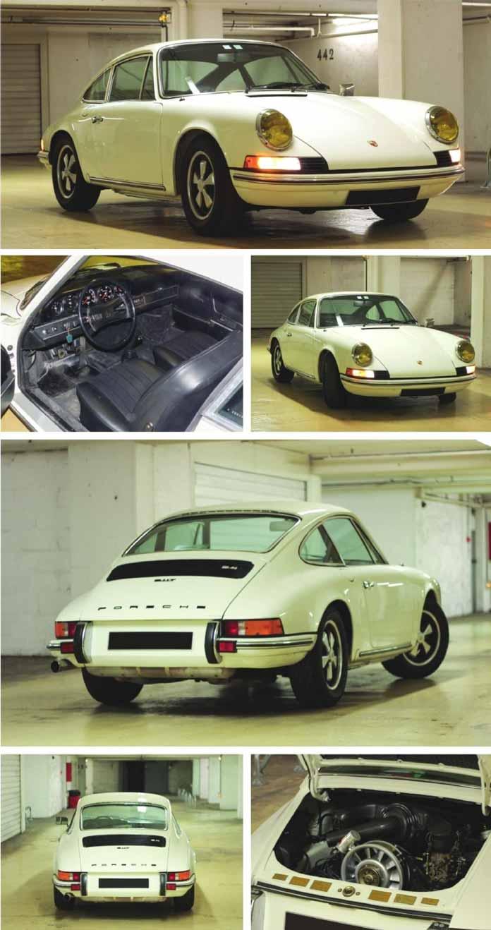 Porsche 911 2.4 T 1972 1973