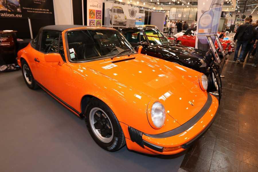Porsche 911 2.7l Targa de 1976
