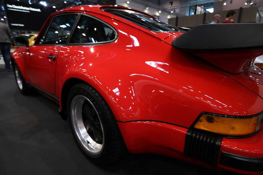 Porsche 911 Type 930 Turbo Coupe de 1986