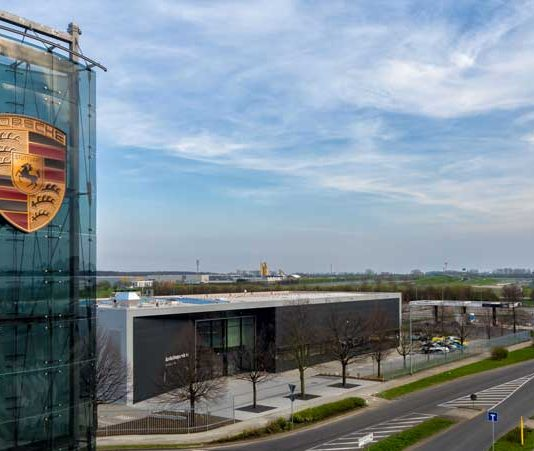 centre de formation Porsche Leipzig Allemagne
